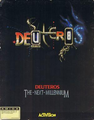 Cover for Deuteros.