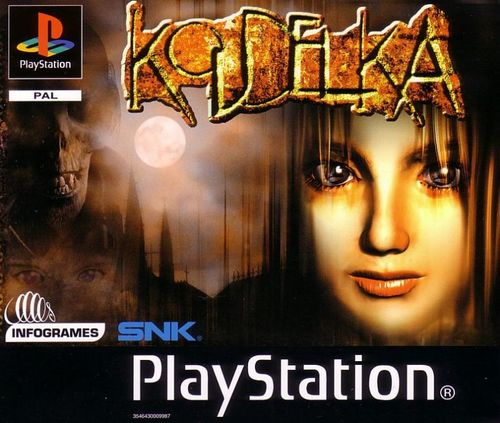 Cover for Koudelka.