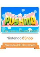 Cover for Pushmo.