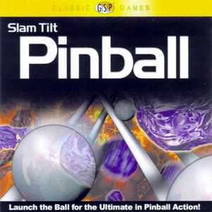 Cover for Slam Tilt.