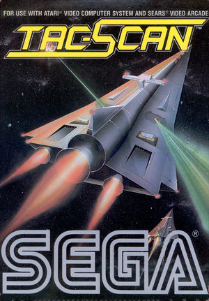 Cover for Tac/Scan.