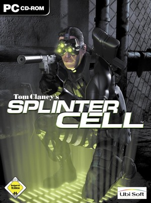 Cover for Tom Clancy's Splinter Cell.