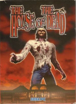 Cover for The House of the Dead.