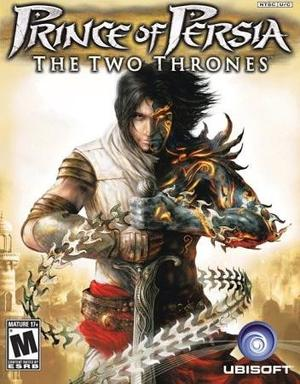 Cover for Prince of Persia: The Two Thrones.