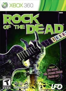 Cover for Rock of the Dead.