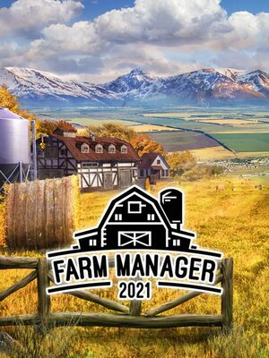 Cover for Farm Manager 2021.