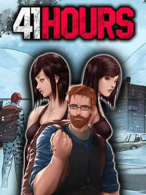 Cover for 41 Hours.