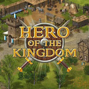 Cover for Hero of the Kingdom.
