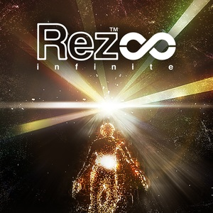 Cover for Rez Infinite.