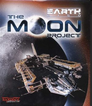 Cover for Earth 2150: The Moon Project.