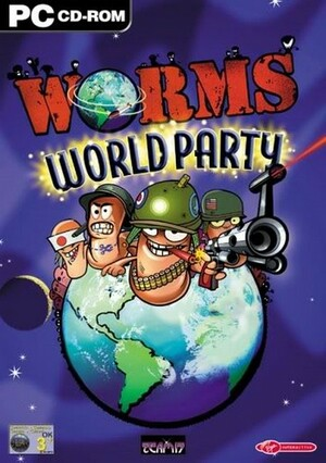 Cover for Worms World Party.