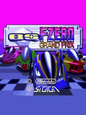 Cover for BS F-Zero Grand Prix.