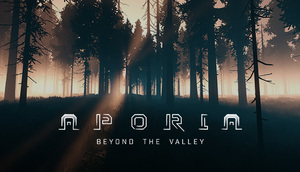 Cover for Aporia: Beyond the Valley.