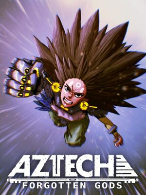 Cover for Aztech Forgotten Gods.