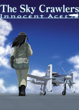 Cover for The Sky Crawlers: Innocent Aces.