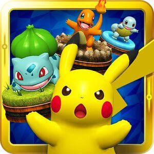 Cover for Pokémon Duel.