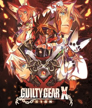 Cover for Guilty Gear Xrd.