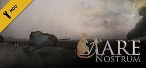 Cover for Mare Nostrum.