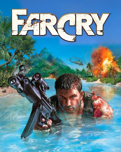 Cover for Far Cry.