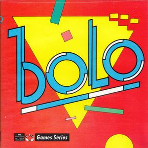 Cover for Bolo.