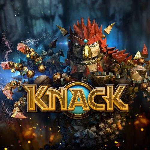 Cover for Knack.