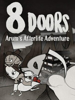 Cover for 8Doors: Arum's Afterlife Adventure.