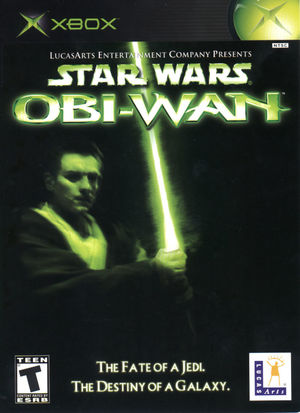 Cover for Star Wars: Obi-Wan.
