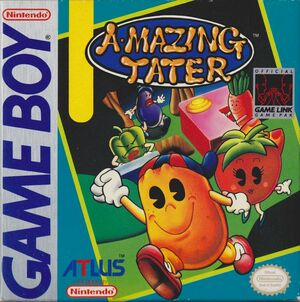 Cover for Amazing Tater.