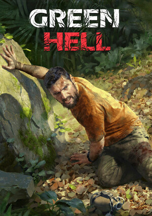 Cover for Green Hell.