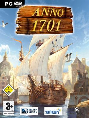 Cover for Anno 1701.