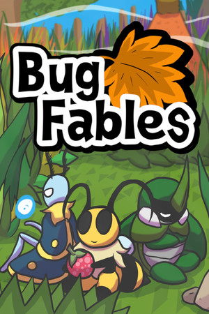 Cover for Bug Fables: The Everlasting Sapling.