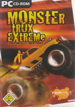 Cover for Monster Trux Extreme: Offroad Edition.