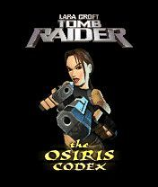 Cover for Tomb Raider: The Osiris Codex.