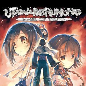 Cover for Utawarerumono: Mask of Truth.