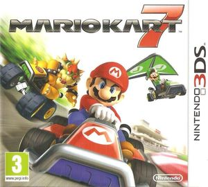 Cover for Mario Kart 7.