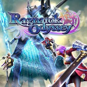 Cover for Ragnarok Odyssey.