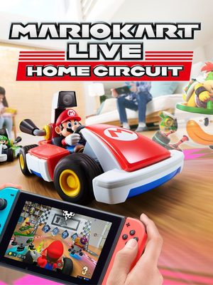 Cover for Mario Kart Live: Home Circuit.