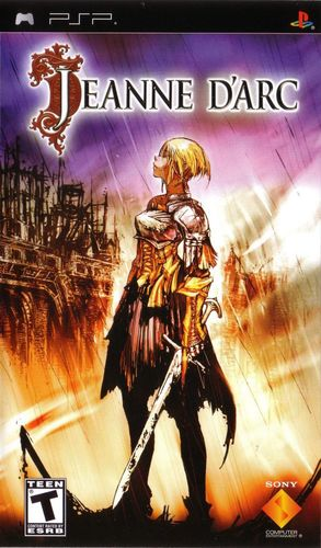 Cover for Jeanne d'Arc.