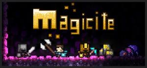 Cover for Magicite.