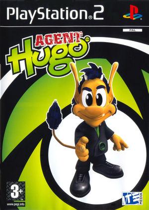 Cover for Agent Hugo.