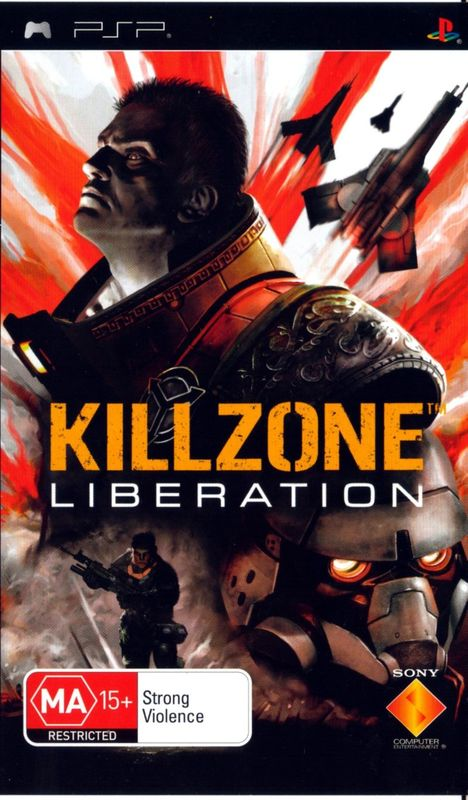 Cover for Killzone: Liberation.