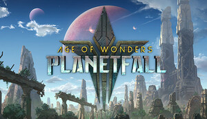 Cover for Age of Wonders: Planetfall.
