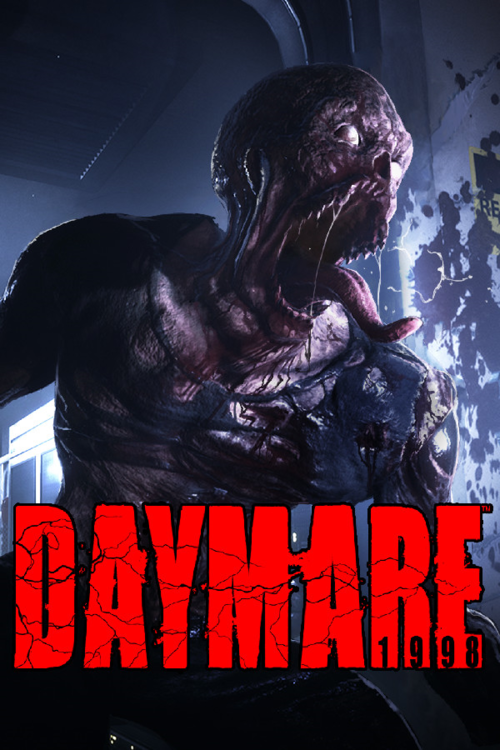 Cover for Daymare: 1998.