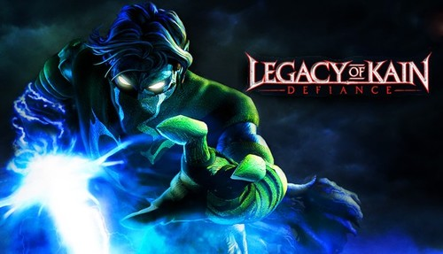 Cover for Legacy of Kain: Defiance.