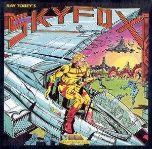 Cover for Skyfox.