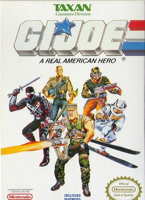 Cover for G.I. Joe.