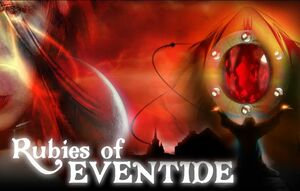 Cover for Rubies of Eventide.