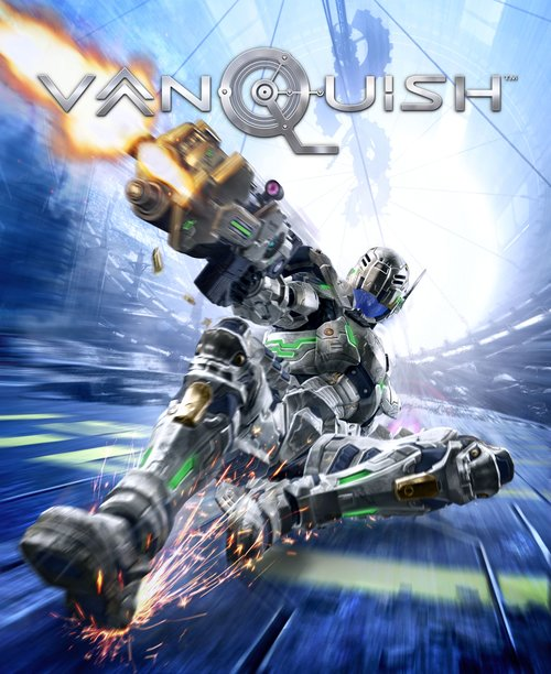 Cover for Vanquish.