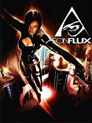Cover for Aeon Flux.