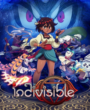 Cover for Indivisible.